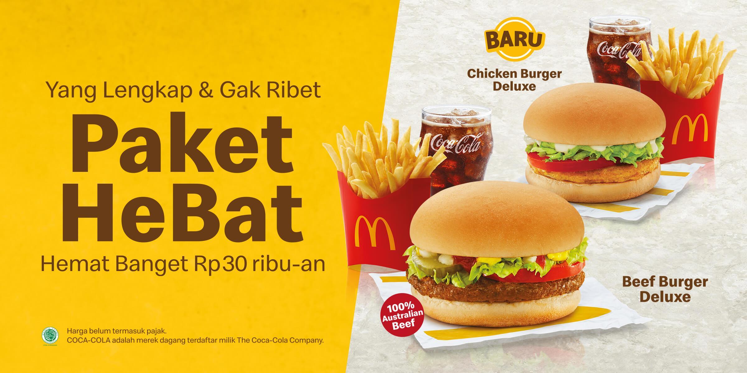 Iklan Makanan McDonalds