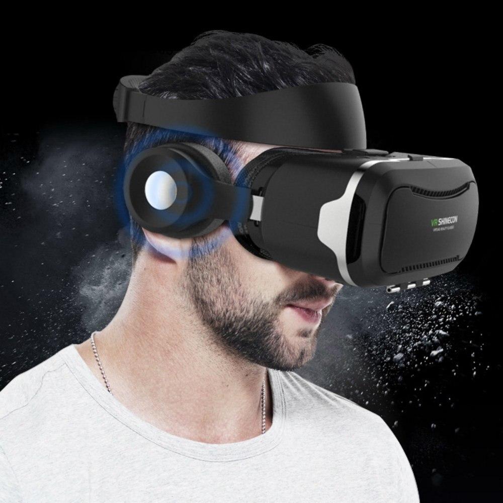 Shinecon VR 4.0 3D glasses headset