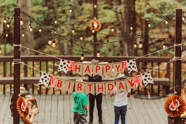 contoh undangan ulang tahun dalam bahasa inggris