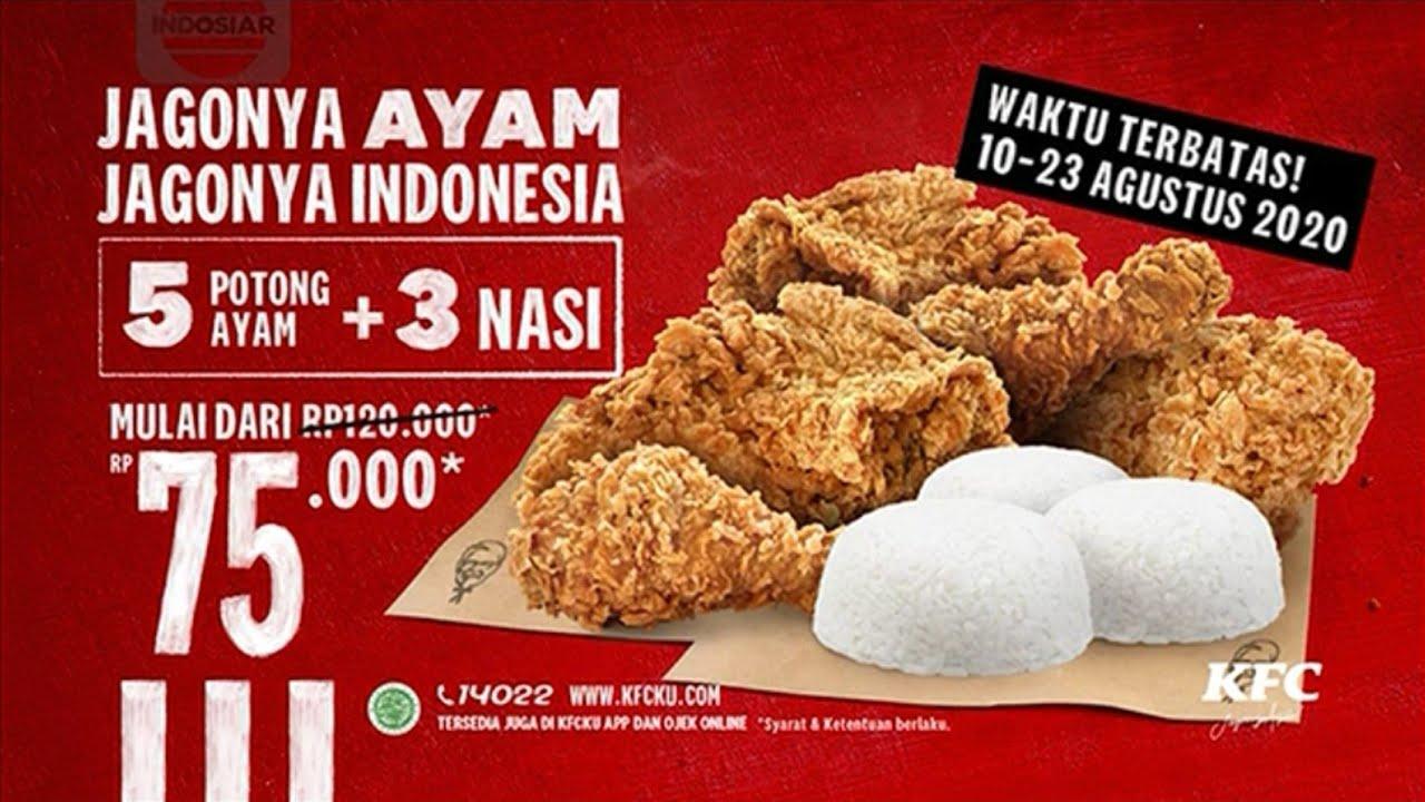 Iklan Makanan KFC
