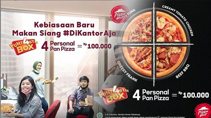 Iklan Makanan Pizza Hut