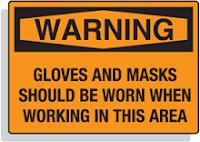 Contoh warning sign 11