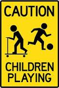 Contoh caution sign 11