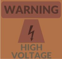 Contoh warning sign 13