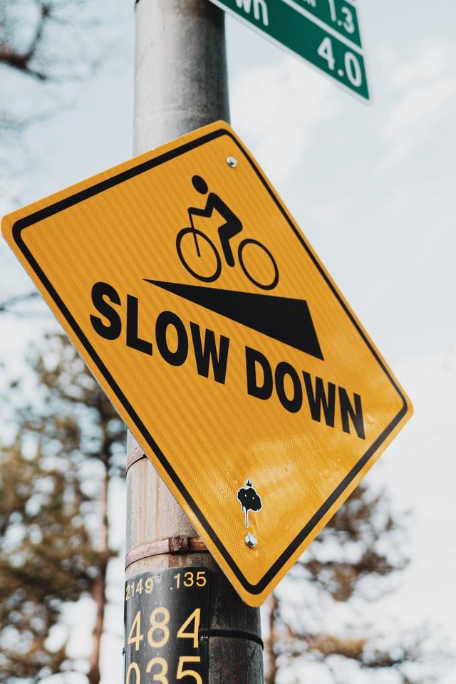 Contoh caution sign 15
