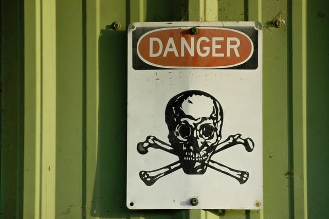contoh warning