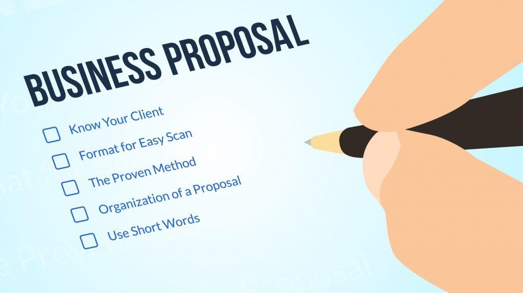 Contoh Proposal Bisnis Lengkap & Penjelasannya