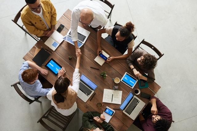Struktur Organisasi Perusahaan dan Tugasnya
