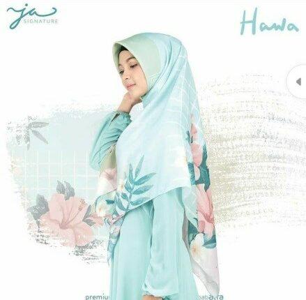 Contoh Iklan Niaga Produk Jilbab