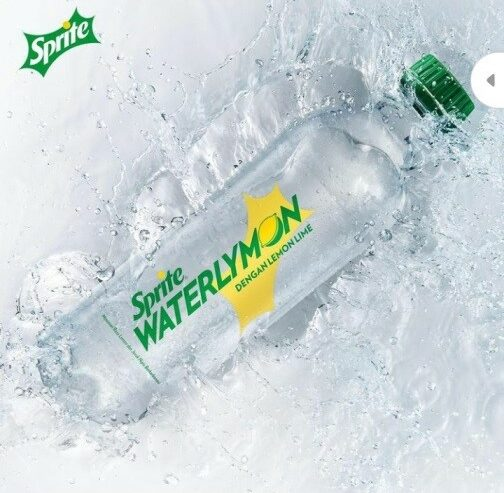 Contoh Iklan Niaga produk Minuman