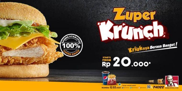 Contoh iklan komersial makanan KFC