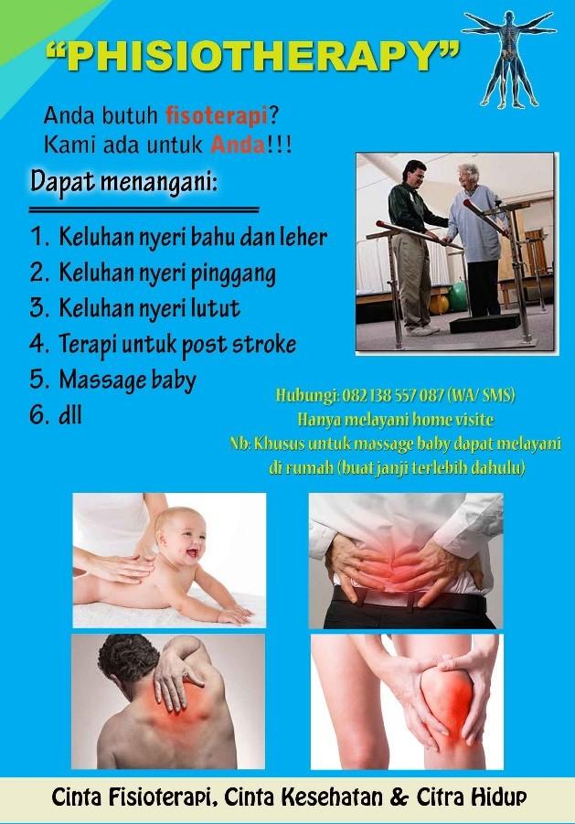 Pamflet kesehatan