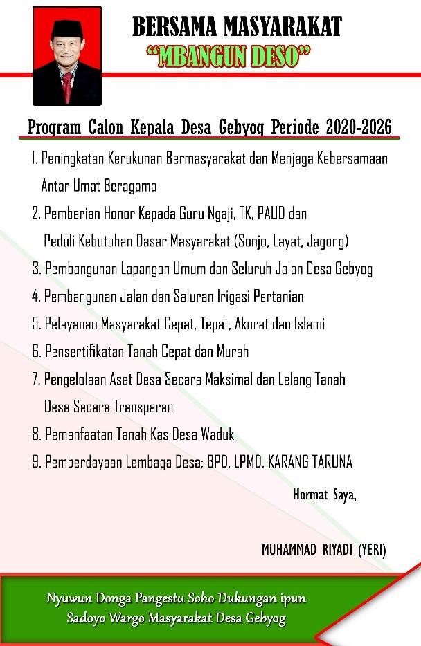 Pamflet politik