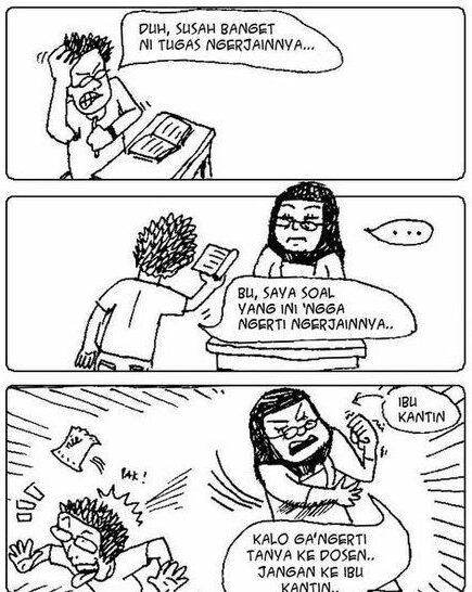 Komik Humor