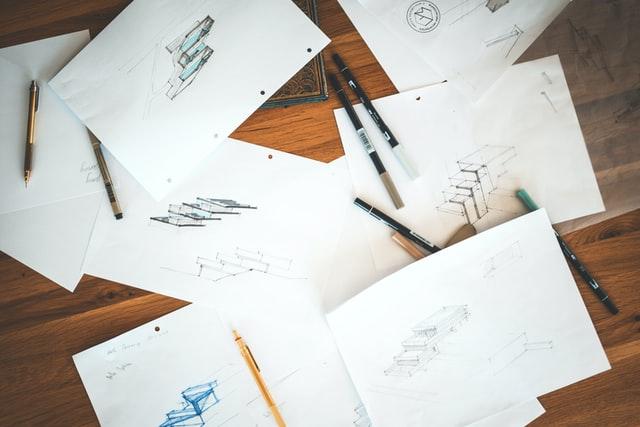 Alat untuk Menggambar Sketsa Adalah