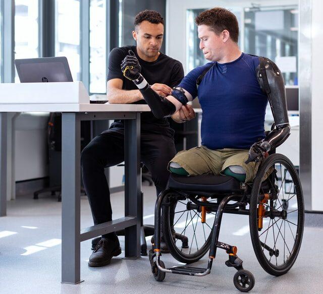 Disabilitas Fisik