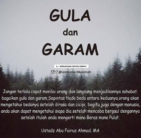 Motto Hidup Islami Tentang Kehidupan 5