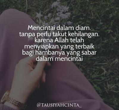 Motto Hidup Islam Tentang Cinta 10