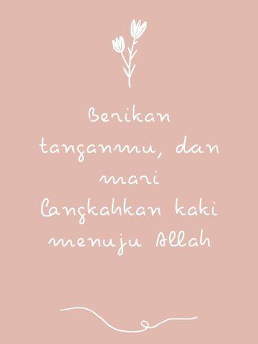 Motto Hidup Islam Tentang Cinta 11