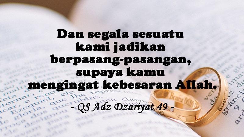 Motto Hidup Singkat Islami Tentang Cinta 12