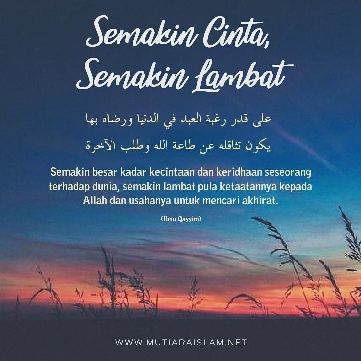 Motto Hidup Islami Tentang Cinta 13