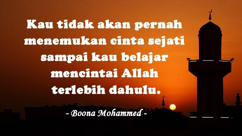 Motto Hidup Islami Tentang Cinta 15
