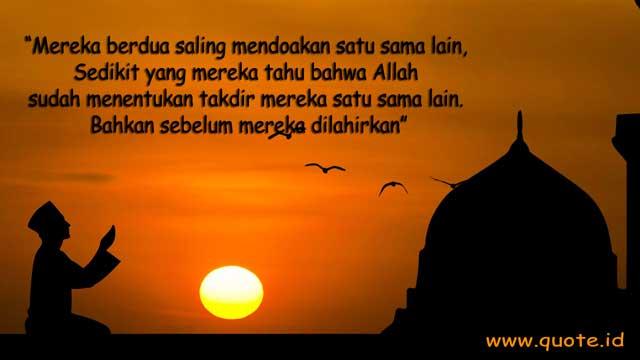Motto Hidup Islam Tentang Cinta 4