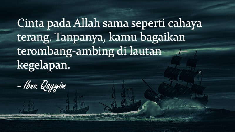 Motto Hidup Islam Tentang Cinta 6
