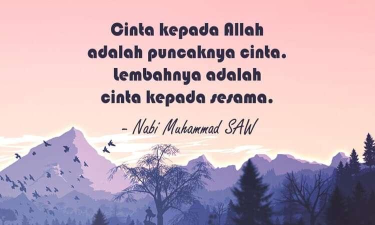 Motto Hidup Singkat Islam Tentang Cinta 8