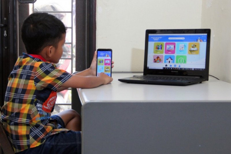 Contoh teks anekdot pendidikan: Kuota untuk Belajar