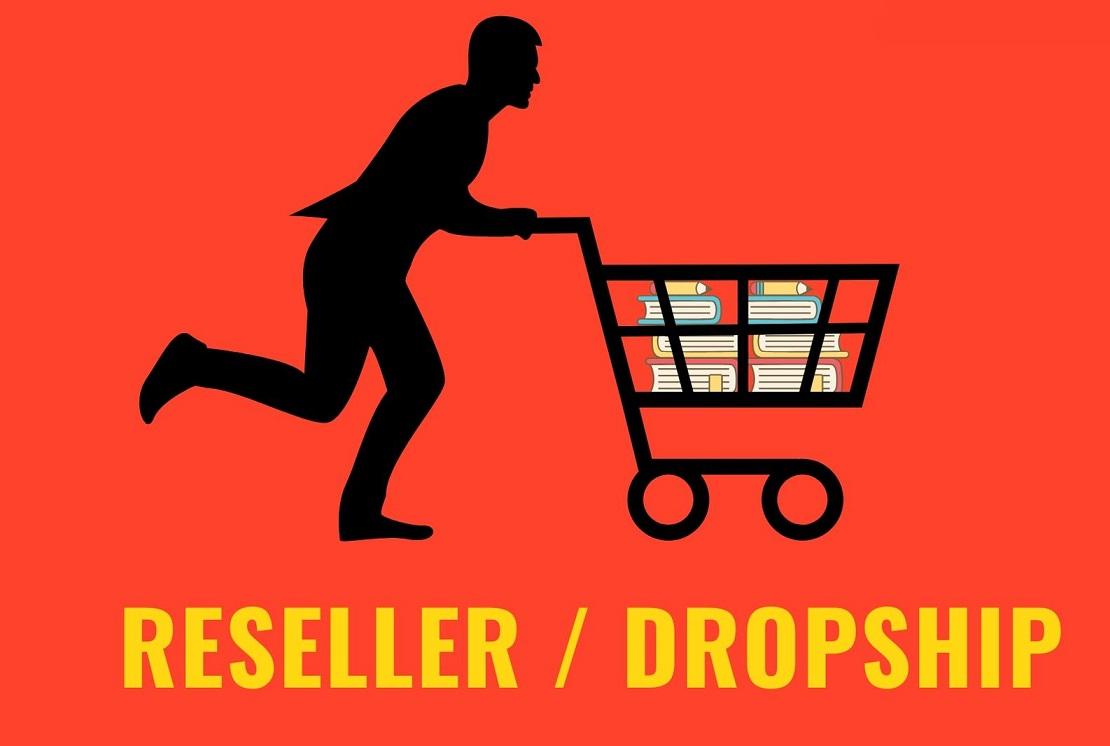 Apa itu reseller dropship?
